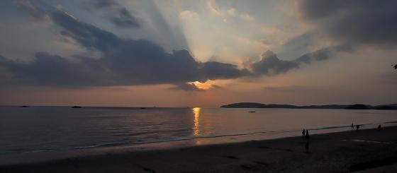 Sunset di Krabi
