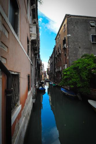 Salah satu canal kat Canneregio