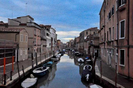 Good Night Venice.