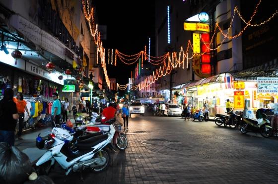 Yeeehaaa...malam di Hat Yai