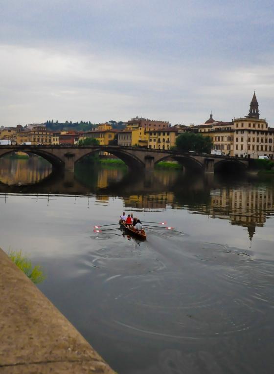 Boleh jugak sewa kayak & berkayak kat sungai ni
