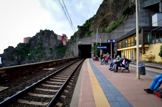Manarola station