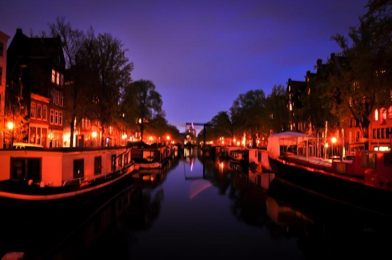 Good night Amsterdam