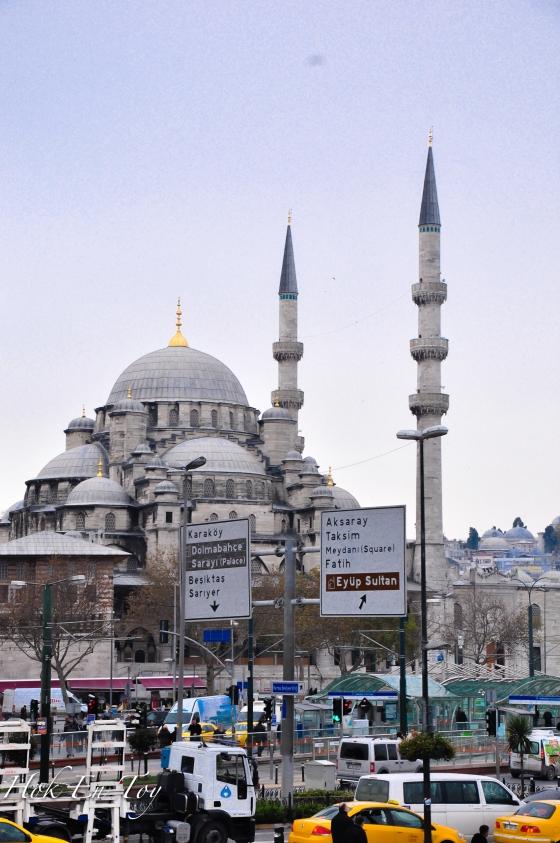 Yeni Cami yang bermaksud Masjid Baru