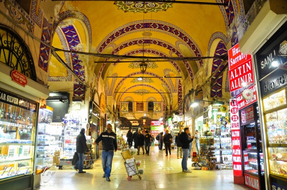 Interior Grand Bazaar
