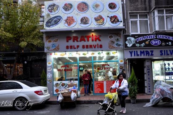 Ni lah kedai yang jual nasi campoq ala turki. Terletak dekat area Gedik pasa. (confirm ingat sampai bila-bila nama jalan ni)