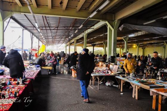 Keadaan di dalam bazaar