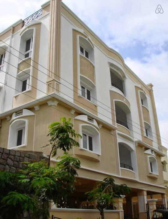 Banjara hills Apartment. Gambar ihsan Airbnb