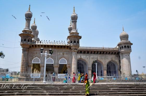 Enterance Masjid Mecca