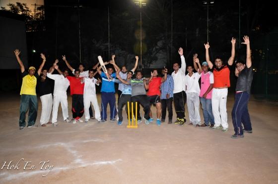 Kriket team