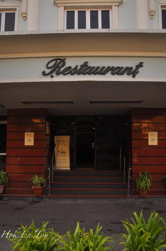 Breakfast kat hotel. Kaya gile trip ni