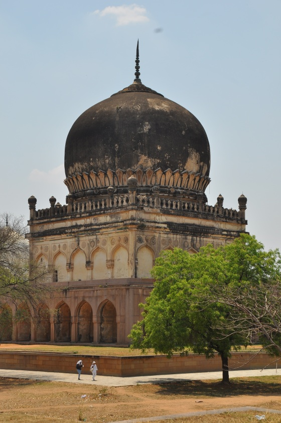 Sultan Muhammad Qutb Shah's Tomb.