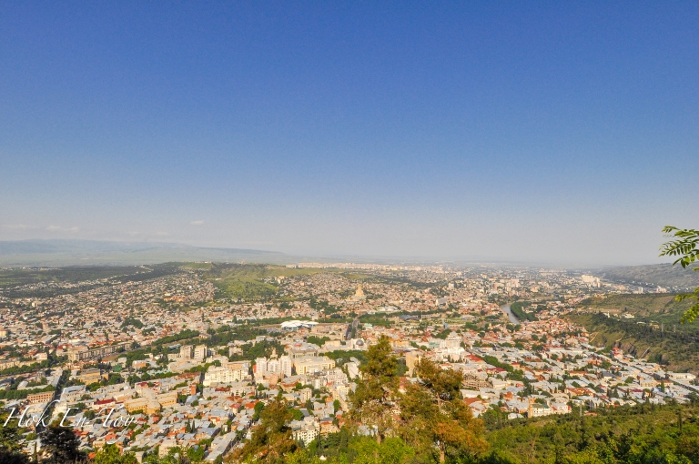 tbilisi day 1 view