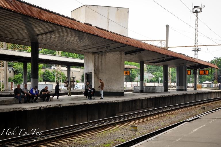 tbilisi train station