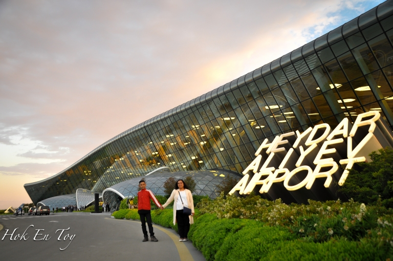 us baku airport