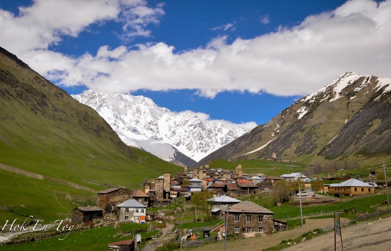 beauty of ushguli 7