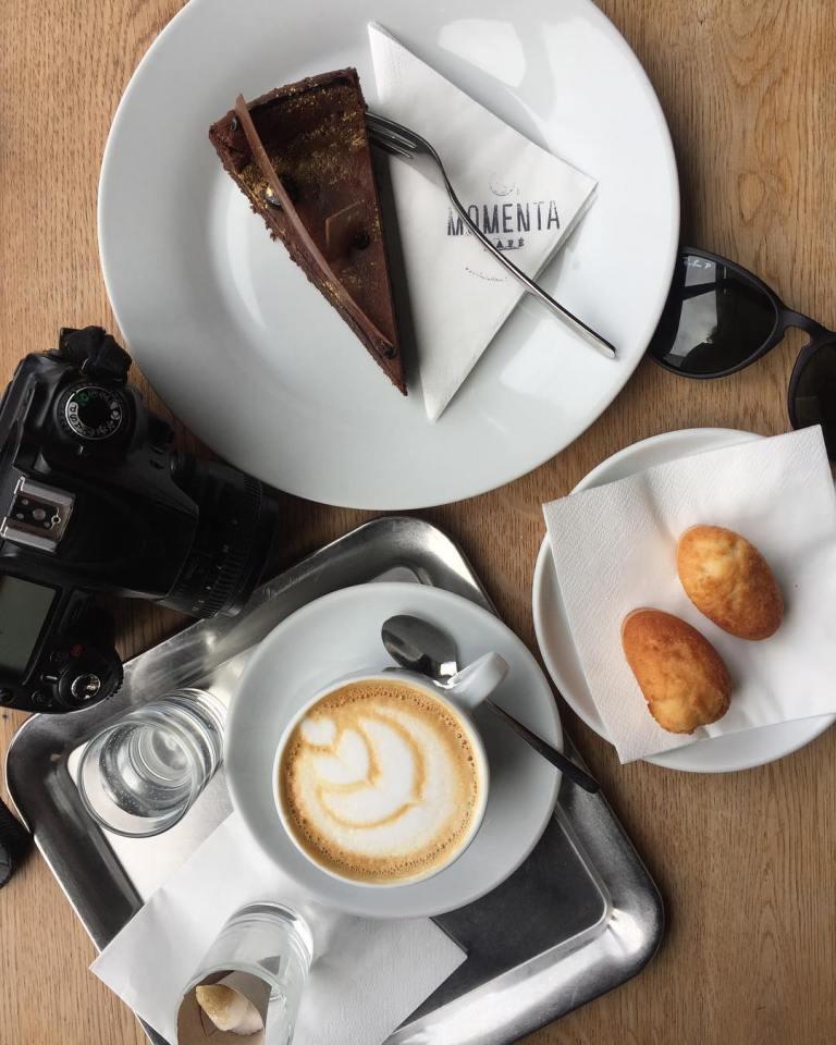 coffee momenta