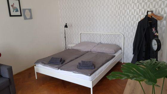 bnb praha bed