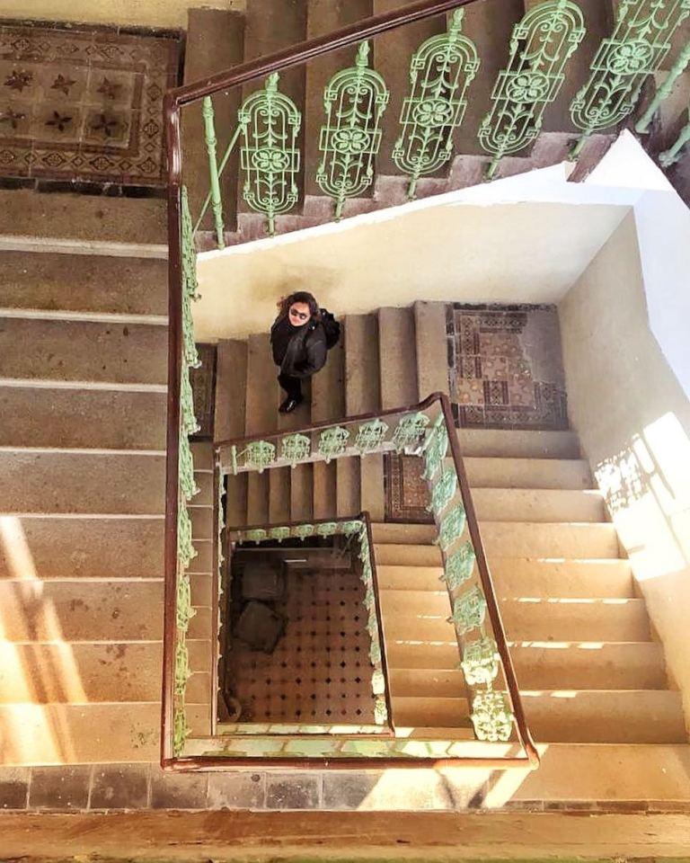 tangga bnb